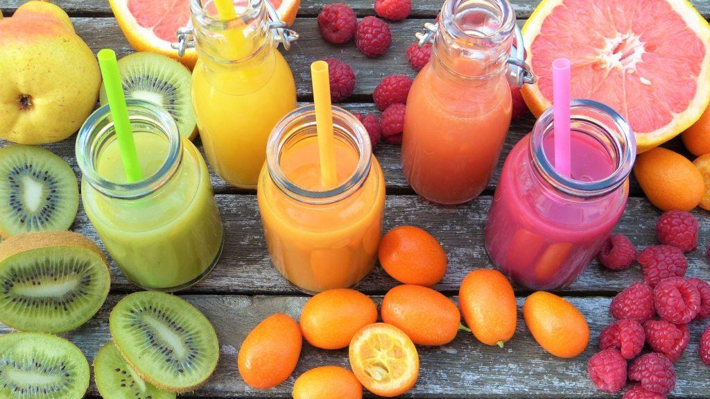 Богата храна со витамин Ц